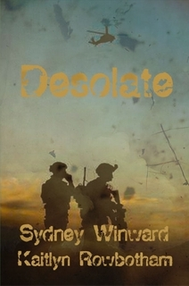 desolate book cover
