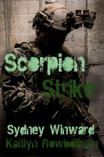 scorpion strike book cover